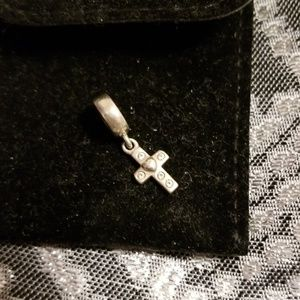 Authentic Pandora Cross